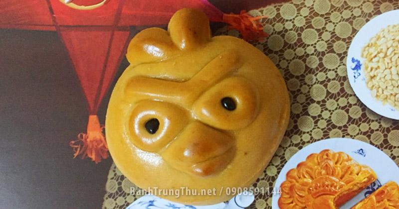 Bánh trung thu hình Angry Bird của ABC Bakery