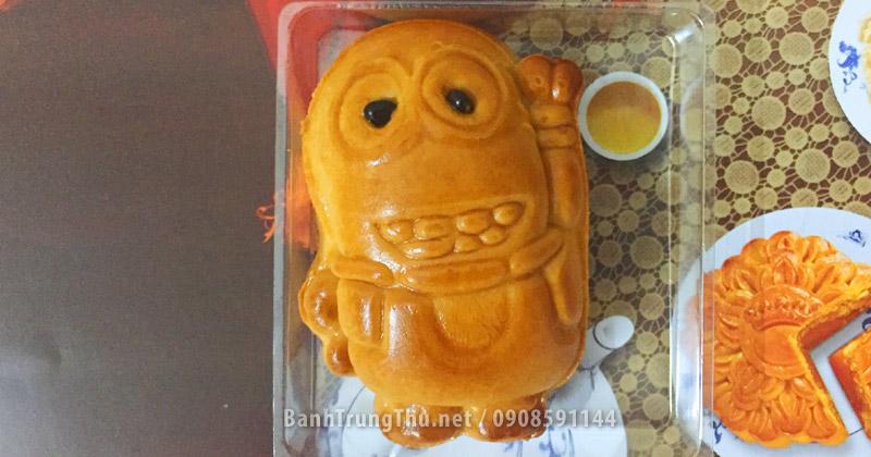 Bánh trung thu hình Minion của ABC Bakery